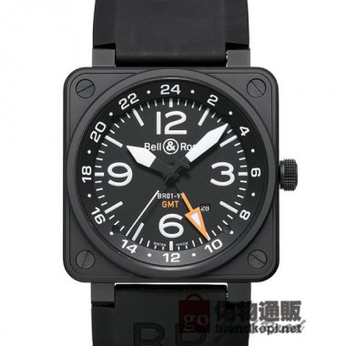 BELL&ROSS ベル&ロス 時計 BR01-93 GMT【BR01-93 GMT-R】 BR01-93 GMT【BR01-
