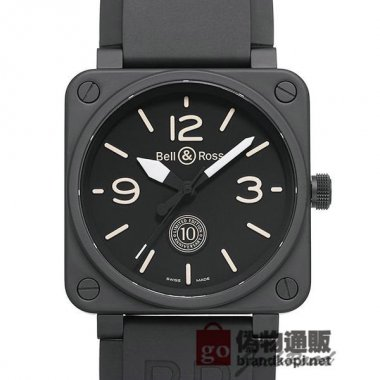 BELL&ROSS ベル&ロス 時計 BR01-92 10周年記念限定【BR0192-10TH-CE】 BR01 10th A