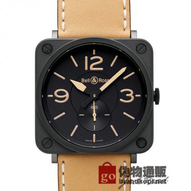 BELL&ROSS ベル&ロス 時計 BRS ヘリテージ【BRS HERITAGE-CA】 BRS Heritage【BRS