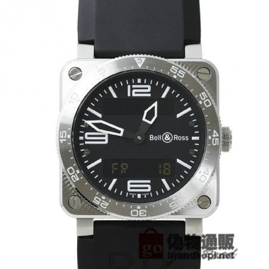 BELL&ROSS ベル&ロス 時計 BR03 タイプ アビエーション【BR03-AVIATION-R】 BR03 Type